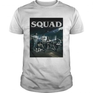 Squad Stranger Things 3 shirt