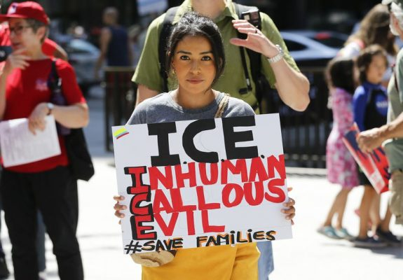 Despite weeks of threats ICE raids begin with a whimper yet still stoke fears