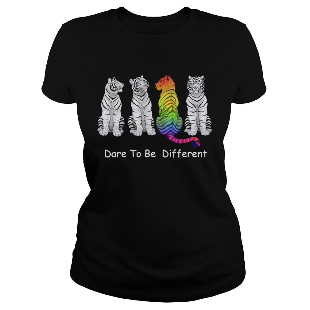 4 Tigers dare to be different LGBT Classic Ladies