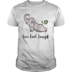 Elephant live fart laugh  Unisex
