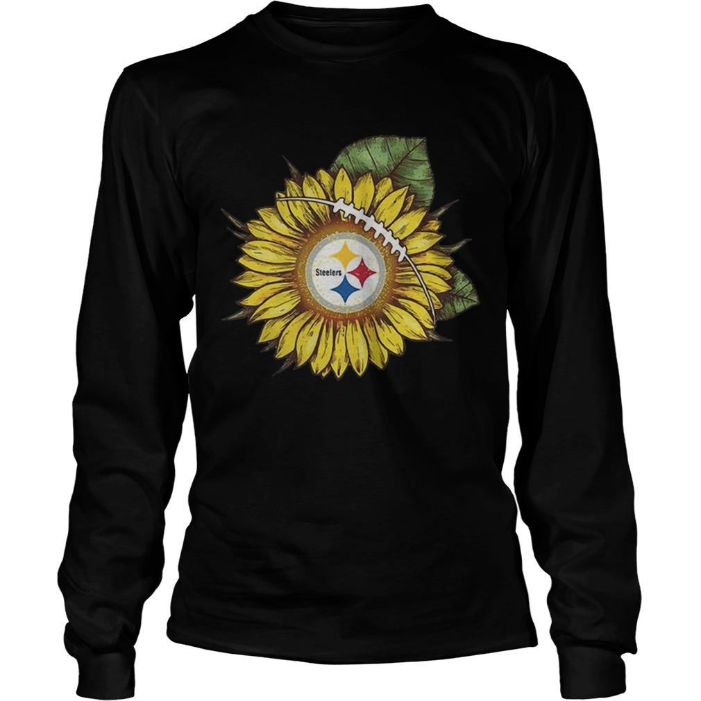 online store 10352 c7334 Sunflower Pittsburgh Steelers shirt
