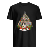 Collingwood player christmas tree  Classic Men's T-shirt