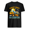 Forget Candy Just Go Camping Halloween T-Shirt Classic Men's T-shirt