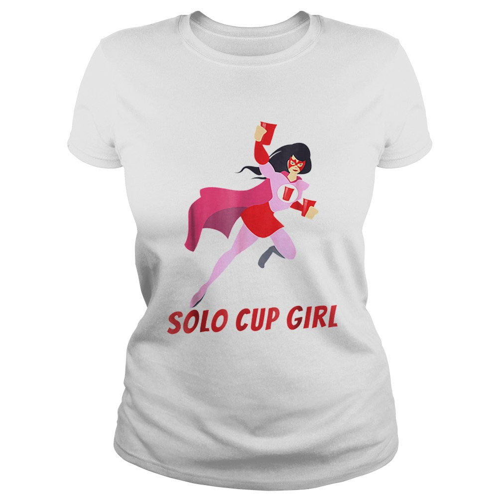 Halloween Solo Cup Women Beer Super Hero Costume Classic Ladies