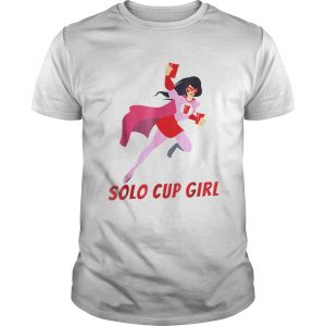 Halloween Solo Cup Women Beer Super Hero Costume  Unisex