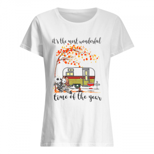 Jack Skellington sally it's the most wonderful time of the year  Classic Women's T-shirt