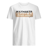 Waymaker Miracle Worker My God Shirt Classic Men's T-shirt