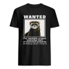 Ferrets Wanted for multiple crimes involving  Classic Men's T-shirt