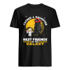 Star Wars Father And Daughter Best Friends In The Galaxy Shirt Classic Men's T-shirt