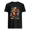 Supernatural Family Don't End With Blood Signatures Shirt Classic Men's T-shirt