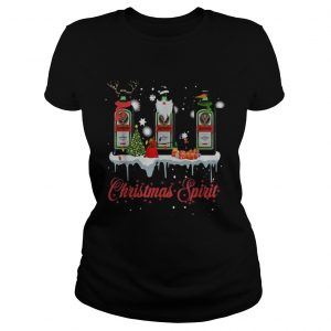 Christmas Spirit Jagermeister Whisky  Classic Ladies