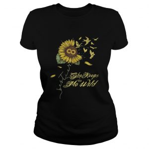 Sunflower She Keeps Me Wild  Classic Ladies