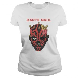 Darth Maul Star Wars Zombie  Classic Ladies