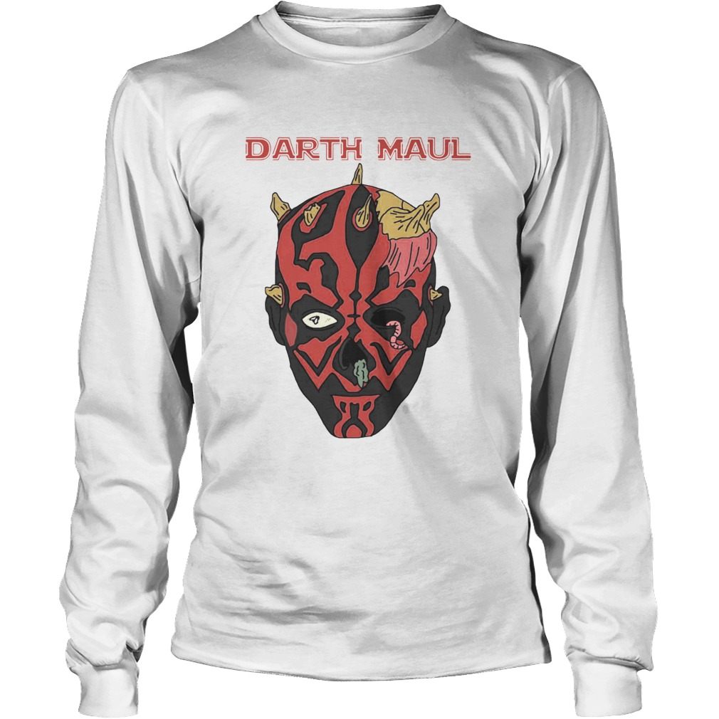 Darth Maul Star Wars Zombie  LongSleeve