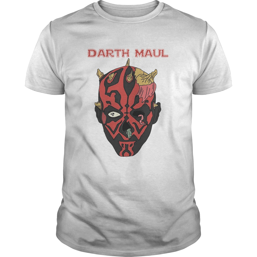 Darth Maul Star Wars Zombie  Unisex